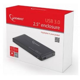 "BOX HD 2,5"" SATA USB 3.0 GEMBIRD"