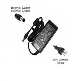 Alimentatore Per Dell 7,4x5,0mm 90W 19,5V 4,62A TECNO 7040