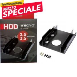 Frame interno per Hd / SSD 2,5 e 3,5