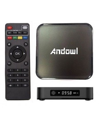 ANDROID TV BOX 4K 4GB v88