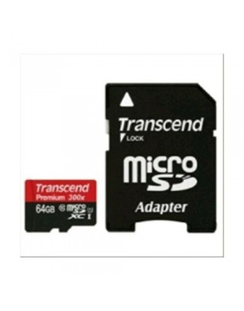 MICRO-SD 64GB Transcend 90...